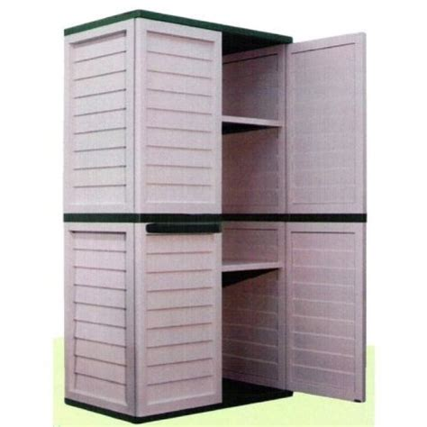 Garden Storage Cabinet Bins Storage Uk 6ft Waterproof Lockable Garden Storage Cabinet Shed