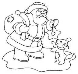 dibujos de navidad pap noel gracioso para colorear cultura infantil papa noel para colorear