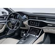 New Audi A7 Sportback Revealed  Pictures Auto Express