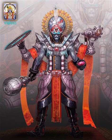 lord of light zelazny roger zelazny s lord of light vishnu by jubjubjedi on