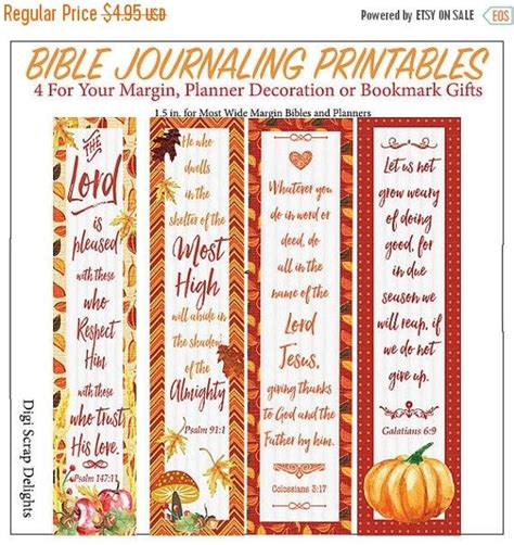 printable bookmarks fall 924 best digital scrapbook fall autumn images on pinterest