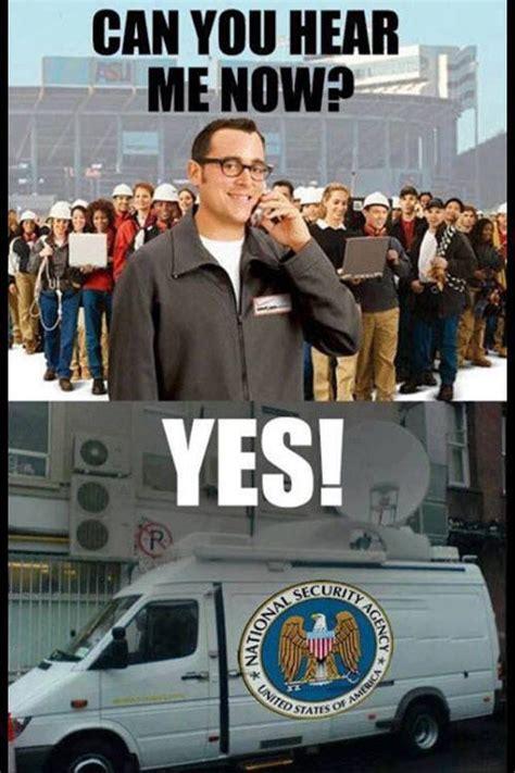 Nsa Meme - nsa surveillance 30 serious jokes amusing threats