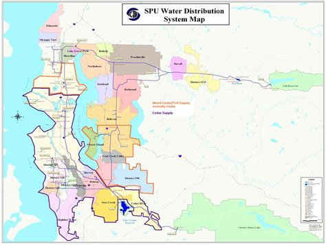 seattle utility map seattle utility map 28 images shuts water in much of