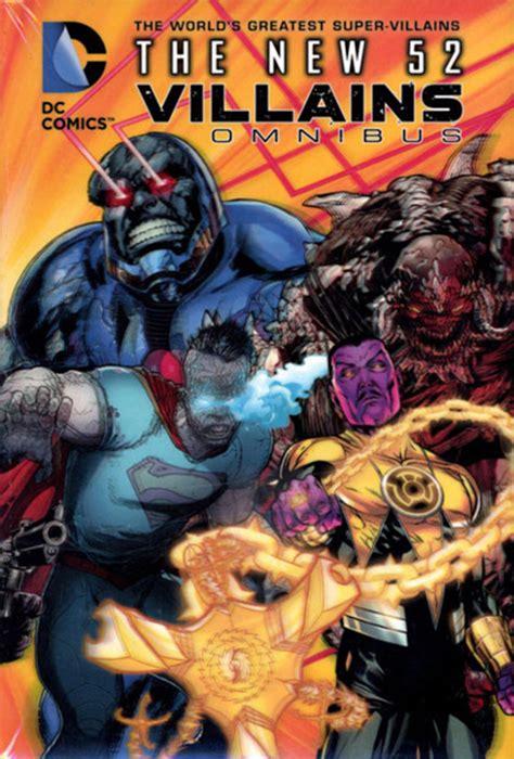 justice league the darkseid war saga omnibus previewsworld dc new 52 villains omnibus hc