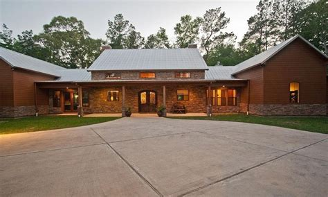 Modern Home Design Ranch | modern ranch style house plans v shaped ranch house