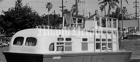 miami vice houseboat houseboats flashback miami
