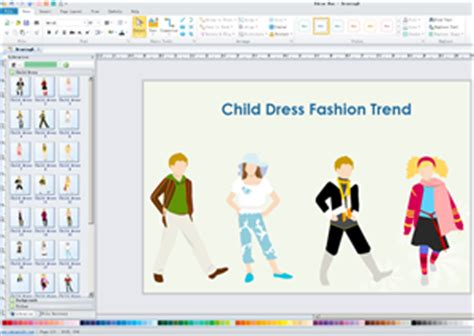 design your dress software child dress fashion design solutions