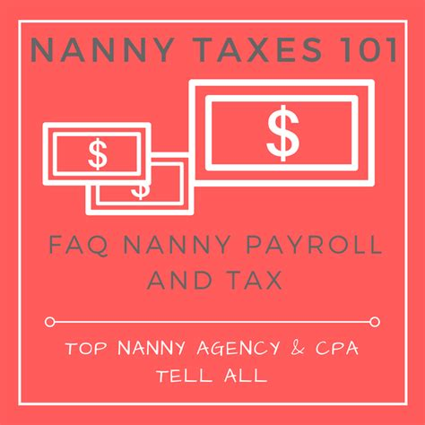 seattle nanny tax expert answers your faq starling
