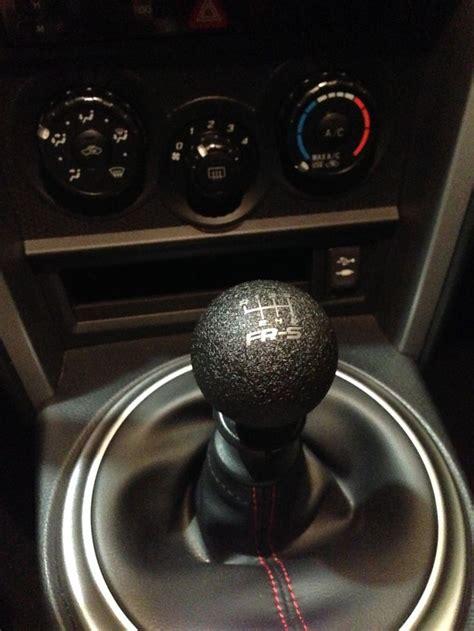 Flossy Shift Knob flossy grip shift knob 6 speed scion frs