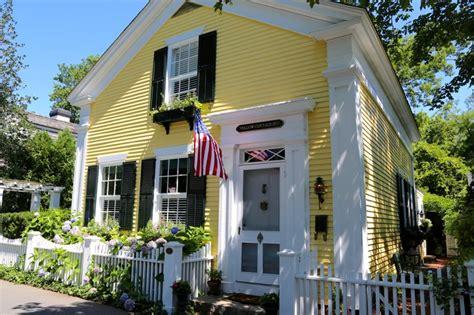 yellow houses the vineyard gazette martha s vineyard news feeling blue over deterioration of
