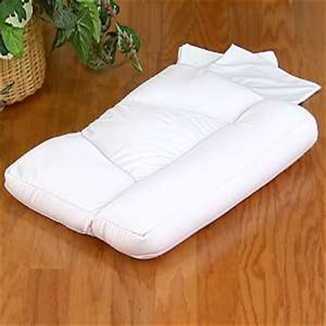 Homedics Pillow Tony by Homedics Micropedic Therapy Pillow Set Of 2 On Popscreen