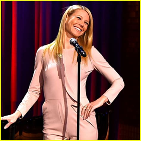 gwyneth paltrow sings broadway versions of rap songs gwyneth paltrow says ecstasy was hardest drug she ever