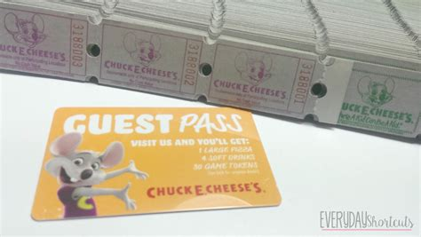 Chuck E Cheese Giveaway - tips for a successful birthday party at chuck e cheese reader giveaway everyday