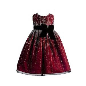 Beautiful and elegant christmas dresses for girl on lovekidszone