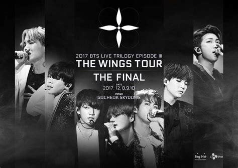 Bts Live Trilogy Episode The Wings Tour The Zip Up Hoodie 1 2017 bts live trilogy episode iii the wings tour the