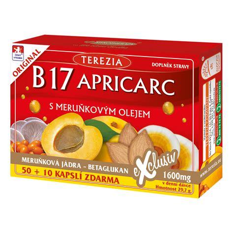 Vitamin B17 vitamin b17
