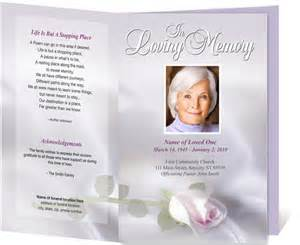 funeral bulletin template 17 best images about creative memorials with funeral program templates on program
