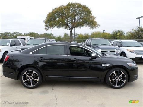 2014 Ford Taurus Limited Specs by 2014 Tuxedo Black Ford Taurus Limited 88250890 Photo 6
