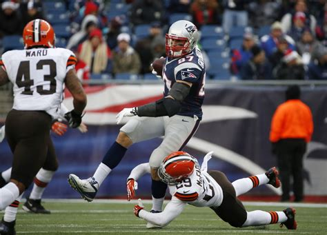 nfl rob gronkowski injured as new england patriots lose gronkowski injury spotlights nfl s surge in knee damage