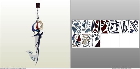 tumblr themes kingdom hearts papercraft pdo file template for kingdom hearts way to
