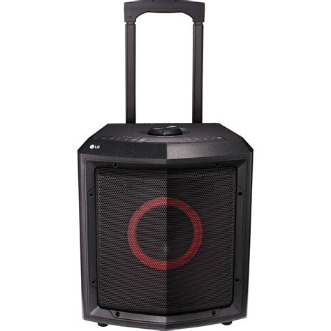 Speaker Lg lg loudr fh2 50w portable speaker system black fh2 b h photo
