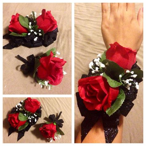 Handmade Corsage And Boutonniere - 17 best images about prom corsages and boots on