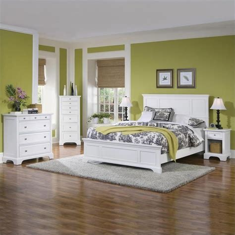 queen bedroom set with armoire queen panel bed 3 piece bedroom set in white finish 5530
