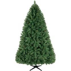 holiday time unlit artificial christmas tree walmart com