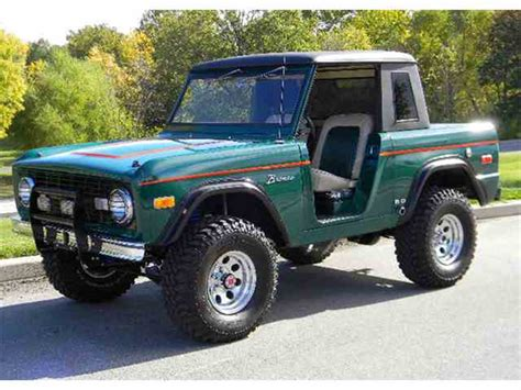 1960s ford bronco classifieds for 1960 to 1980 ford bronco 99 available
