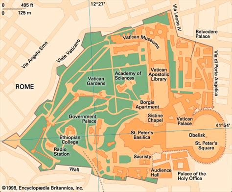 vatican city world map vatican city location encyclopedia children s