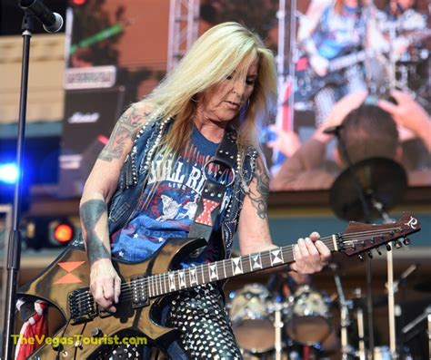 lita ford with ozzy osbourne lita ford rocks the pbr the vegas tourist
