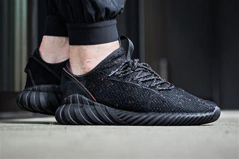 adidas tubular doom adidas tubular doom soc triple black sneaker freaker