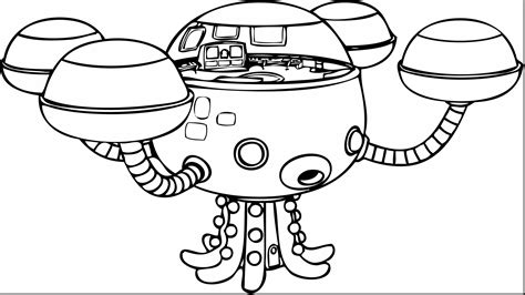 octonauts coloring pages pdf octonauts coloring pages 5667 the octonauts coloring