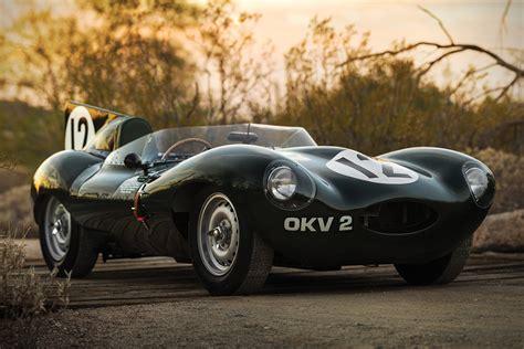 jaguar d type auction auction block 1954 jaguar d type works hiconsumption