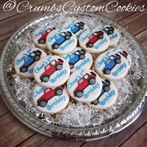 jeep cookies 130 best images about crumbs custom cookies on