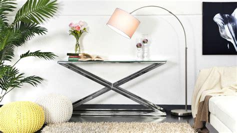 tavolo quadrato cristallo westwing tavolo quadrato di cristallo elegante e classico
