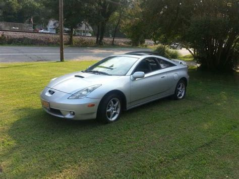 2000 Toyota Celica Mpg Purchase Used 2000 Toyota Celica Gts In Montgomery West