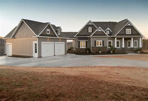 House Plans With Detached Garages by Detached Garage With Breezeway Home