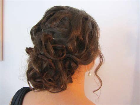 curls hairstyles bun beautiful curly low bun perfect for a wedding bridesmaids