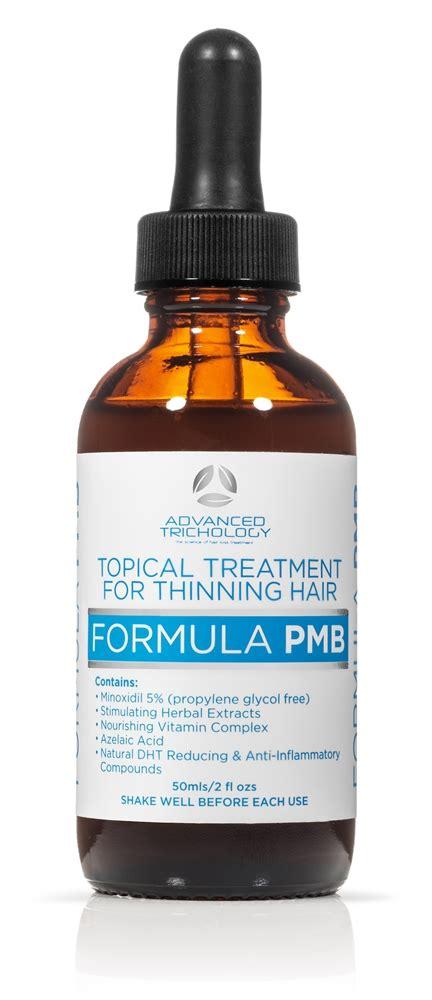 Propylene Glycol Hair Detox by Advanced Trichology Propylene Glycol Free Minoxidil