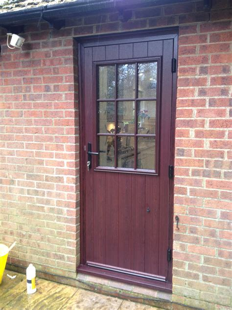 Front Entrance Doors Exterior Doors Replacement Surrey Glazing Front Doors