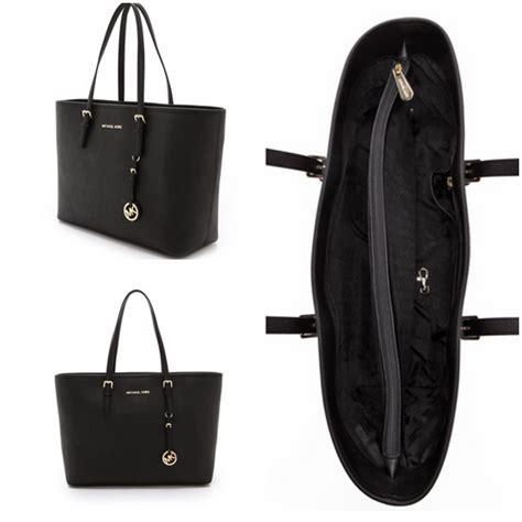 Stratto Kallista Tote Bag Black mk jet set travel abbigliamentotecnicosportivo it