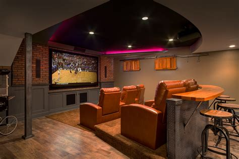basement photo friday basement theater basement home theater design ideas for your modern home