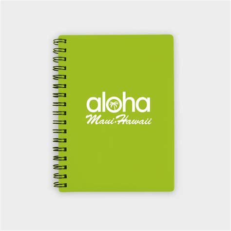 Green Recycled Polypropylene A5 Wiro Notebook - green a6 polypropylene wire notebooks recycled
