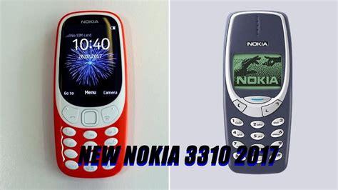 Hp Nokia 3310 New ada apa dibalik new nokia 3310