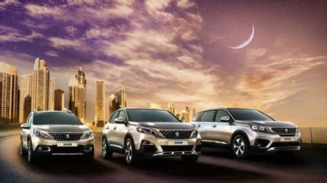 peugeot dubai peugeot ramadan offers across uae don t miss out