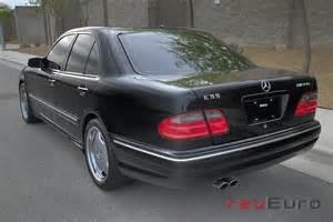2001 Mercedes E55 Amg E55 Amg Mercedes W210 For Sale Reveuro Las Vegas