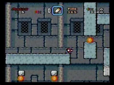 Super Mario World Snes Walkthrough Part 58 Front Door Front Door Mario World