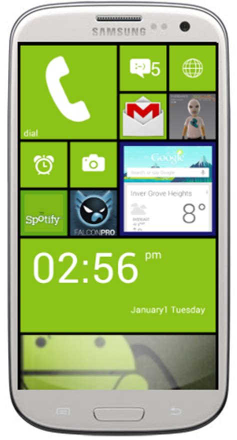 android easy layout design how to transform your android phone into a windows phone 8