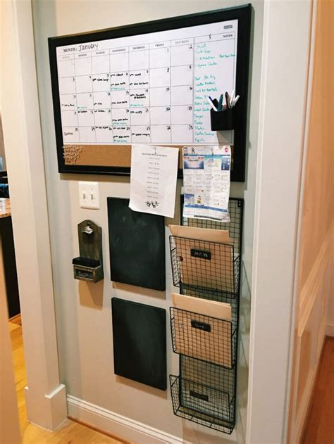 kitchen office organization ideas best 25 wall file organizer ideas on pinterest mail
